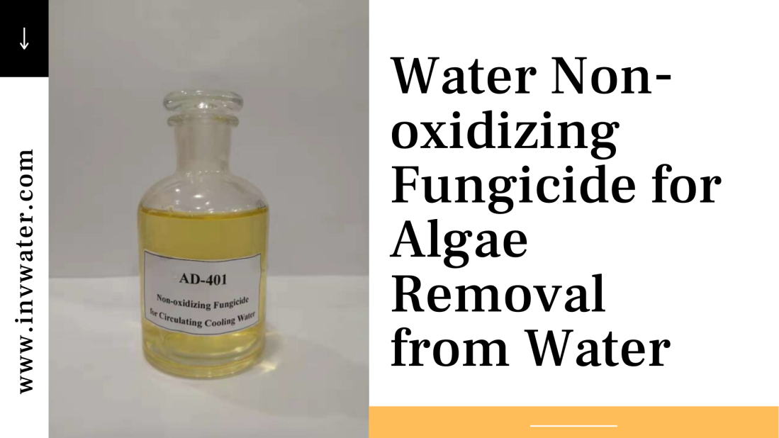 Water-Non-oxidizing-Fungicide